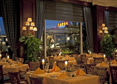 Egyiptom, Sharm el Sheikh: Baron Resort 5*, all inclusive
