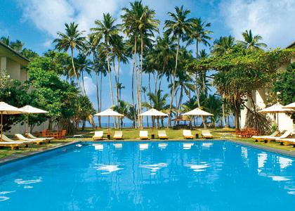 Sri Lanka, Kalutara: Mermaid 3*+, all inclusive