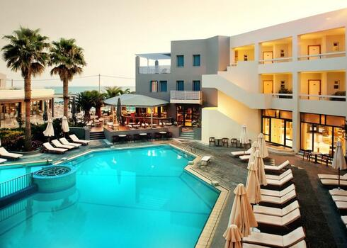 Kréta, Rethymnon: Sentido Pearl Beach 4*, all inclusive