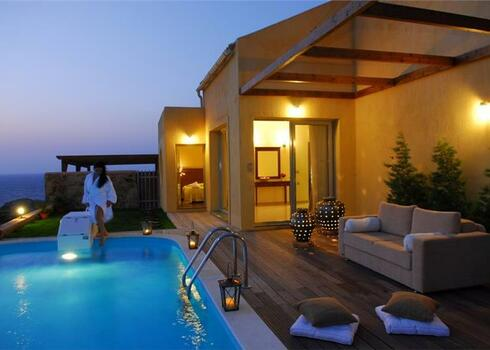 Kréta, Agia Pelagia: Sea Side Resort & Spa 4*+, all inclusive, 11-12 nap