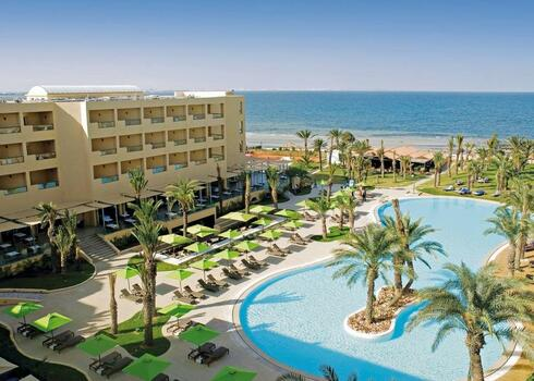Tunézia, Monastir: Sentido Rosa Beach Thalasso & Spa 4*, all inclusive