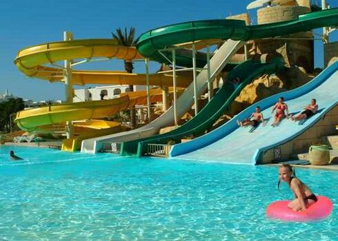 Tunézia, Monastir: Houda Beach Golf & Beach Club 3*, Monastir, all inclusive