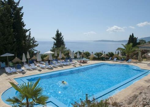 Korfu, Benices: Primasol Louis Ionian Sun Hotel 4*, all inclusive