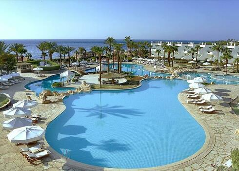 Egyiptom, Sharm el Sheikh: Hilton Waterfalls 5*, all inclusive