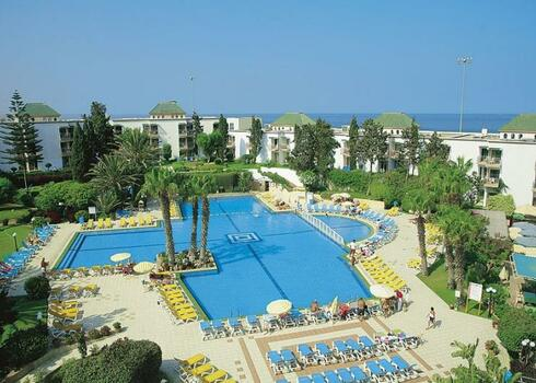 Marokkó, Agadír: Lti Agadir Beach Club Hotel 4*, all inclusive