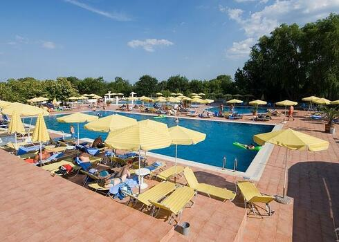Bulgária, Duni: Holiday Village Komplexum 4*, all inclusive, autóbusszal