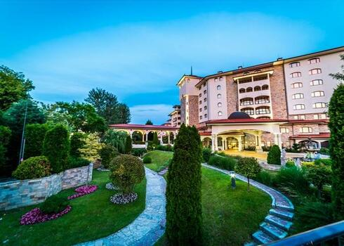 Bulgária, Napospart: Hotel Royal Palace Helena Sands 5*