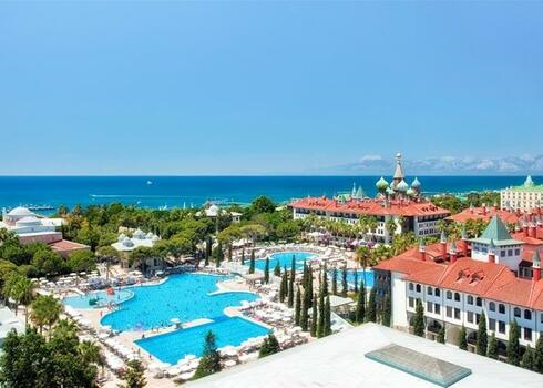 T�r�korsz�g, Antalya: WOW Topkapi Palace 5*, all inclusive