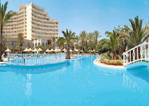 Top last minute tipp! Tunézia, Sousse: Riadh Palms 4*, all inclusive