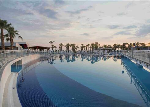 T�r�korsz�g, Alanya: Kirman Hotels Club Hotel Sidera, all inclusive