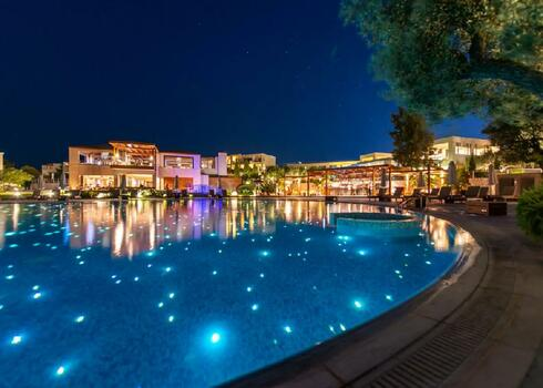 Rodosz, Kolymbia: Sentido Port Royal Villas & Spa 5*, all inclusive