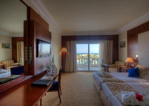 Tunézia, Hammamet: Le Royal Hammamet, all inclusive