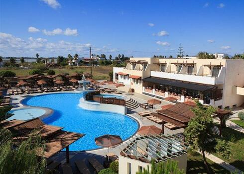 Kos, Tigaki: Hotel Gaia Village 3*+, all inclusive