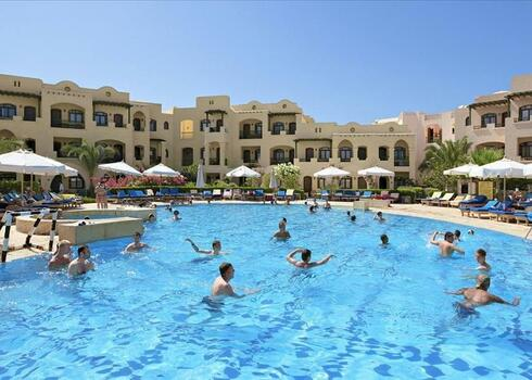 Kairó - Hurghada: Ttc Rihana Resort 4*, all inclusive