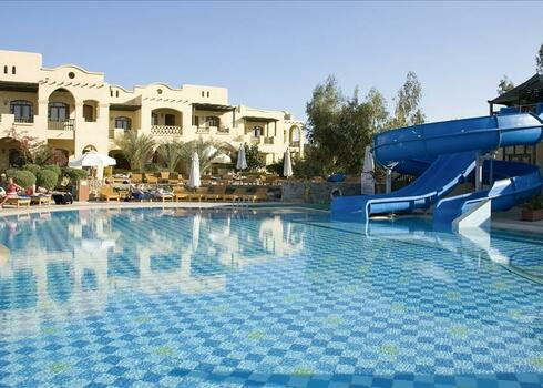 Egyiptom, El Gouna: Ttc Rihana Resort 4*, all inclusive