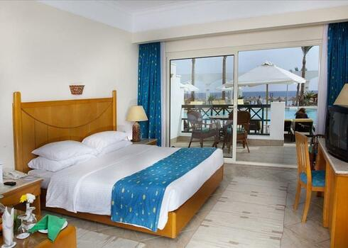 Sharm el Sheikh: Hotel Coral Beach Montazah 4*+, all inclusive