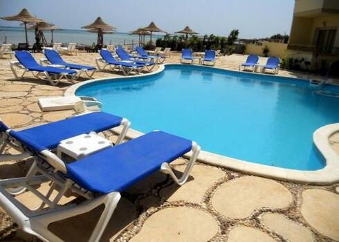Egyiptom, Hurghada: Magic Beach Hotel 4*, all inclusive
