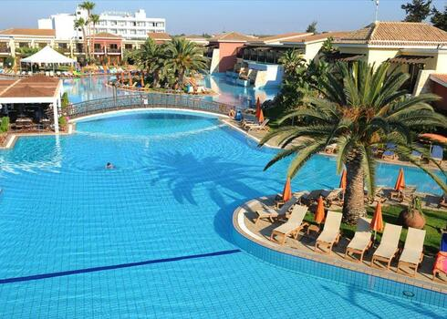 Ciprus, Ayia Napa: Lti Atlantica Aeneas Resort & Spa 5*, all inclusive