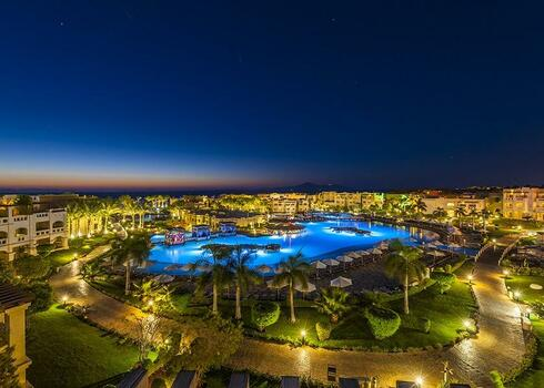 Kair� - Sharm El Sheikh: Rixos Sharm El Sheikh 4*+, all inclusive