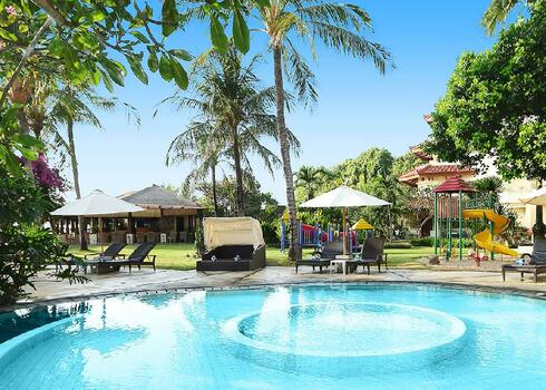 Indonézia, Tanjung Benoa: Grand Mirage Resort & Thalasso Bali Hotel 5*, all inclusive