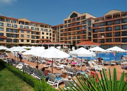 Bulgária, Napospart: Hotel Diamant Residence Hotel&spa 4*, all inclusive