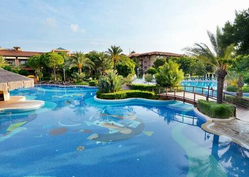 Törökország, Belek: Gloria Golf Resort Hotel 5*, ultra all inclusive