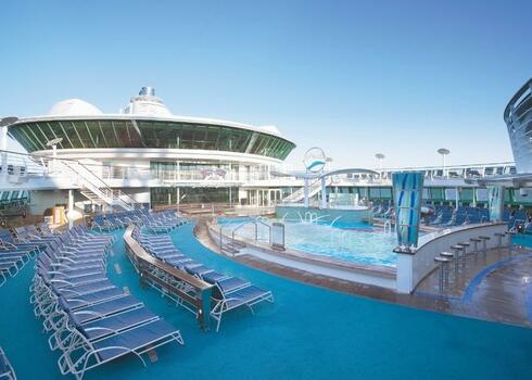D�L-KARIB T�RS�G - 12 �jszak�s, �nnepi haj��t: Serenade Of The Seas *