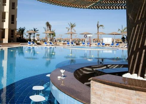 Egyiptom, Hurghada: Amc Royal Resort 5*, all inclusive