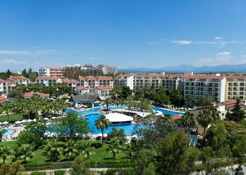 Törökország, Side: Barut Hotels Arum Resort & Spa 5*, all inclusive