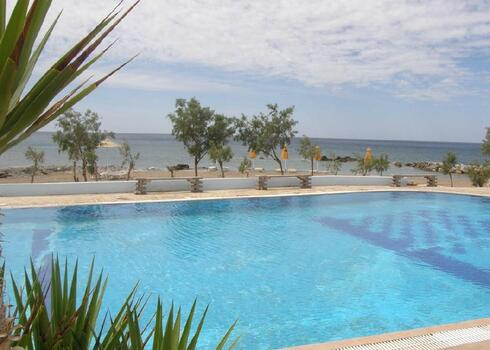 Kréta, Kutsuras: Hotel Ionio Star 3*, all inclusive