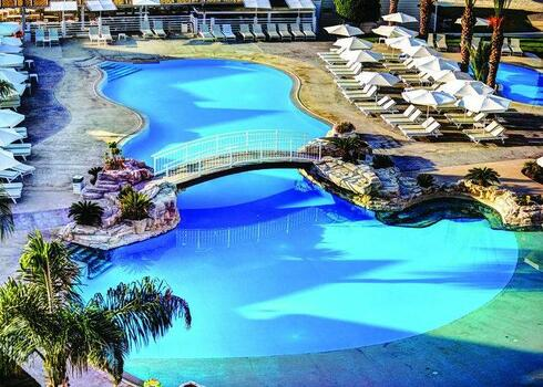 Ciprus, Larnaca: Princess Beach Hotel 4*, all inclusive