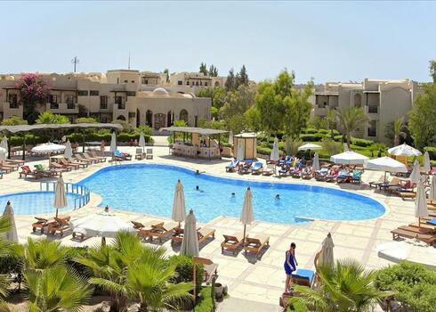Egyiptom, El Gouna: Ttc Rihana Inn 4*, all inclusive