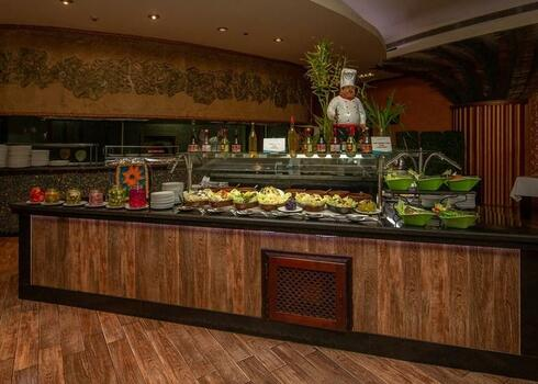 Egyiptom, Safaga: Caribbean World Soma Bay 5*, all inclusive