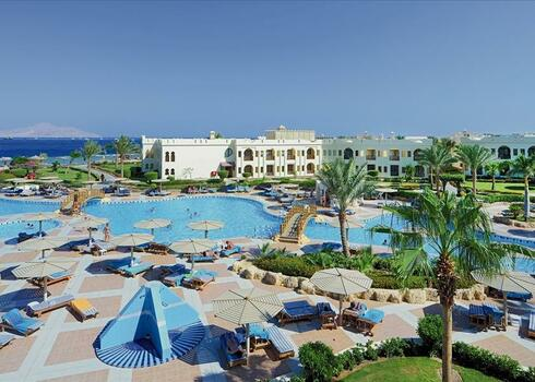 Egyiptom, Sharm el Sheikh: Radisson Blu 5*, all inclusive