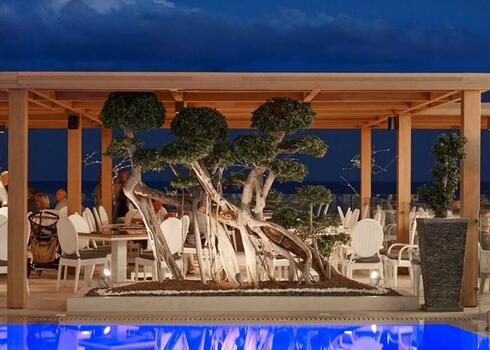 Rodosz, Faliraki: Mitsis Alila Resort & Spa 5*, all inclusive