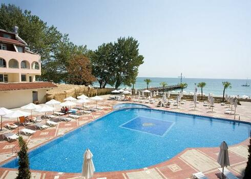 Bulg�ria, Elenite: Andalusia 4*, all inclusive