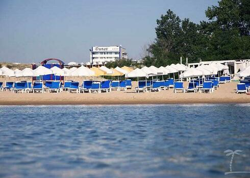 Bulgária, Napospart: Dunav Hotel 4*, all inclusive