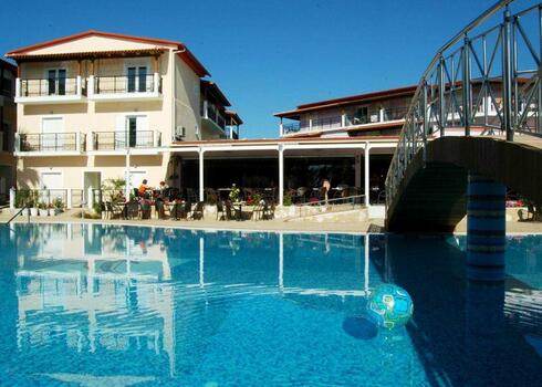 Zakynthos, Laganas: Majestic Spa Hotel 4*, all inclusive