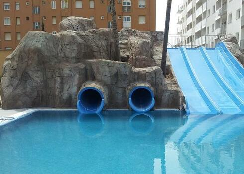 Costa Brava, Malgrat de Mar: Hotel Europa Splash 4*, all inclusive