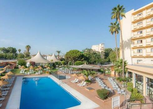 Costa del Sol, Torremolinos: Hotel Royal Costa 3*, all inclusive