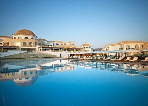 Kréta, Anissaras: Mitsis Laguna Exclusive Resort & Spa 5*, all inclusive
