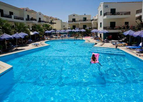Kréta, Gouves: Diogenis Palace 4*, all inclusive