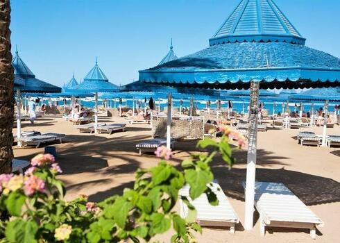 Egyiptom, Hurghada: The Grand Hotel 4*