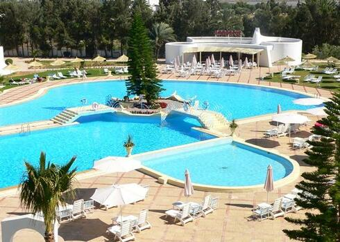 Tunézia, Monastir: Ramada Liberty 4*, all inclusive