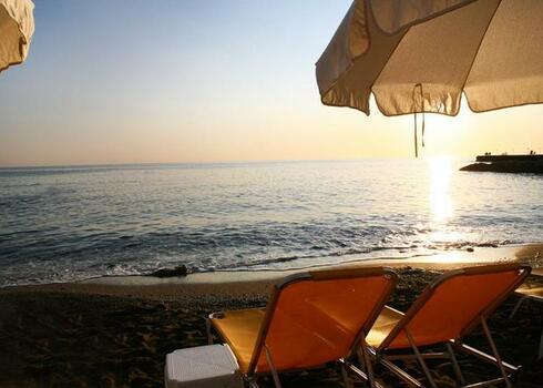 Kréta, Hersonissos: Evelyn Beach 4*, all inclusive