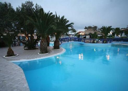 Rodosz, Ialyssos: Filerimos Hotel 4*, all inclusive