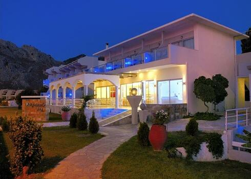 Rodosz, Kolymbia: Kolymbia Bay Art 3*, all inclusive