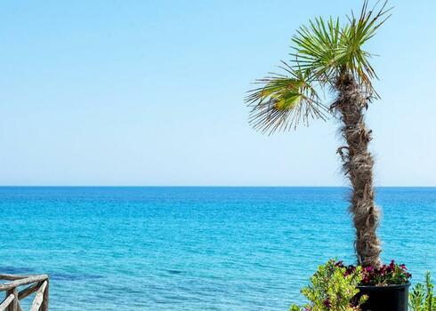 Chalkidiki, Possidi: Hotel Dolphin Beach 3*+, all inclusive