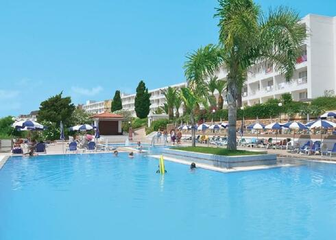 M�lta, Mellieha: Mellieha Bay Hotel 3*, all inclusive