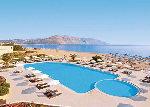 KrétaChania, Georgioupolis: Pilot Beach Resort 5*